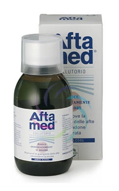 Aftamed Collutorio Orale Lenitivo Calmante Anti-Irritazioni 150 ml