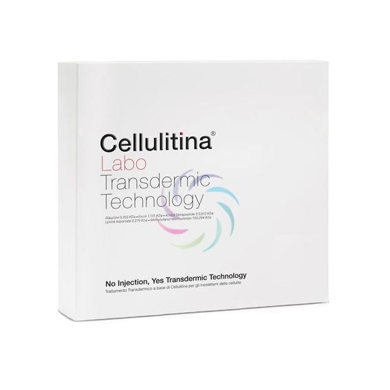 Labo Linea Cellulitina Transdermic Technology Cofanetto Attacco Cellulite Grado1
