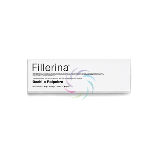 Labo Linea Fillerina Zone Specifiche Gel Filler Occhi e Palpebre Grado4 Plus