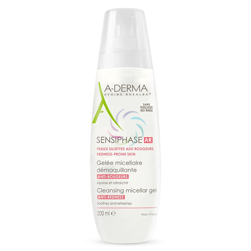 A-Derma Linea Sensiphase A.R. Gelee Micellare Lenitiva Anti-Rougeurs 200 ml