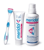 meridol Linea Igiene Dentale Quotidiana Collutorio Clorexidina 0 20% 300 ml